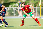 Mannheim, Germany, September 12: During the 1. Bundesliga men fieldhockey match between Mannheimer HC and Hamburger Polo Club on September 12, 2020 at Am Neckarkanal in Mannheim, Germany. Final score 2-0. (Copyright Dirk Markgraf / www.265-images.com) *** Constantin Staib #11 of Hamburger Polo Club