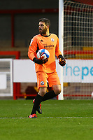 Glenn Morris of Crawley Town during Crawley Town vs Carlisle United, Sky Bet EFL League 2 Football at Broadfield Stadium on 21st November 2020