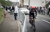 Philippe Gilbert (BEL/Lotto-Soudal)<br /> <br /> Stage 5 (ITT): Time Trial from Changé to Laval Espace Mayenne (27.2km)<br /> 108th Tour de France 2021 (2.UWT)<br /> <br /> ©kramon