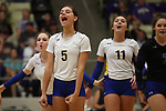 Boswell 3 Chisholm 0 Volleyball