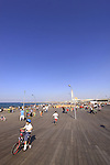 Israel, Tel Aviv-Yafo, the renovated Tel Aviv port