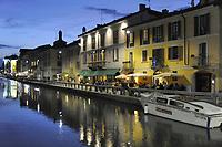 - Milano, Naviglio Grande<br /> <br /> - Milan, Naviglio Grande canal