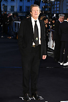 """David Hare<br /> arriving for the premiere of """"The White Crow"""" at the Curzon Mayfair, London<br /> <br /> ©Ash Knotek  D3488  09/03/2019"""