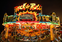 Rock n Roll amusement ride, Atlantic City, New Jersey, USA