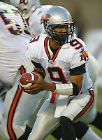 Damon Allen BC Lions 2002. Photo Scott Grant