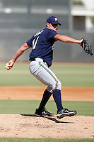 Del Howell - Milwaukee Brewers 2009 Instructional League.Photo by:  Bill Mitchell/Four Seam Images..