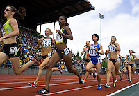 EUGENE, OR--Steve Prefontaine Classic, Hayward Field, Eugene, OR. SUNDAY, JUNE 10, 2007. PHOTO © 2007 DON FERIA