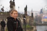 2012-12-18 Michaella Krajicek in Prague