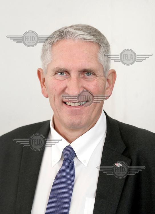 Secretary General of Norweigan Air Ambulance Foundation , Erik Kreyberg Normann.