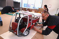 - University of Milan - Bovisa, department of Design, laboratory of Models & Prototypes....- Università di Milano - Bovisa, facoltà di Design, laboratorio di Modelli & Prototipi