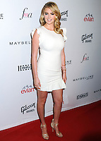 NEW YORK CITY, NY, USA - SEPTEMBER 05: Kate Upton arrives at the 2nd Annual Fashion Media Awards held at the Park Hyatt on September 5, 2014 in New York City, New York, United States. (Photo by Celebrity Monitor)