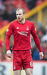 Aberdeen v St Johnstone…31.03.18…  Pittodrie    SPFL<br />Mark Reynolds<br />Picture by Graeme Hart. <br />Copyright Perthshire Picture Agency<br />Tel: 01738 623350  Mobile: 07990 594431