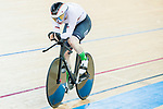 Joachim Eilers of Germany competes in the Men's Kilometre TT Final during the 2017 UCI Track Cycling World Championships on 16 April 2017, in Hong Kong Velodrome, Hong Kong, China. Photo by Marcio Rodrigo Machado / Power Sport Images