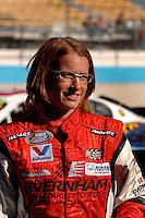 Nov 12, 2005; Phoenix, Ariz, USA;  Nascar Busch Series driver Erin Crocker during the Arizona 200 at Phoenix International Raceway. Mandatory Credit: Photo By Mark J. Rebilas