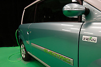 Montreal's AUTO SHOW 2007 feature many electric cars such as the ZENN<br /> <br /> <br /> photo :  Images Distribution