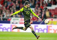 Sporting Clube de Portugal's Bryan Ruiz during Europa League Quarter-finals, 1st leg. April 5,2018.  *** Local Caption *** © pixathlon<br /> Contact: +49-40-22 63 02 60 , info@pixathlon.de