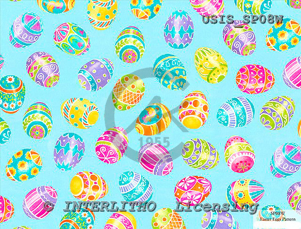 Ingrid, EASTER, OSTERN, PASCUA, gift wraps, Geschenkpapier, papel de regalo, paintings+++++,USISSP08W,#E#