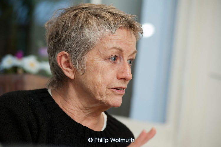 Doreen Massey, co-author of the Kilburn Manifesto, Emeritus Professor (Geography) in the Faculty of Social Sciences at The Open University, and a founding editor of the political journal Soundings.