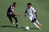 Santos (SP), 27.01.2020 - Santos-Botafogo - O jogador Marinho. Partida entre Santos e Botafogo valida pela 30. rodada do Campeonato Brasileiro neste domingo (27) no estadio da Vila Belmiro em Santos.