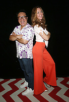 Los Angeles, CA -October 16: Jimmy Shin, Renee Percy, attends Shindig Comedy Show at Silver Lake Community Church in Los Angeles California on October 18, 2020. Credit: Faye Sadou/MediaPunch
