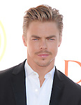 Derek Hough attends the Dizzy Feet Foundation's Celebration of Dance Gala held at The Dorothy Chandler Pavilion at The Music Center in Los Angeles, California on July 28,2012                                                                               © 2012 DVS / Hollywood Press Agency