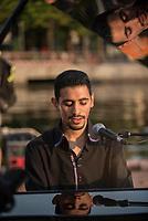 Aeham Ahmad, pianista siriano