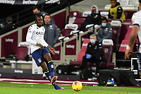 Bertrand Traore of Aston Villa during West Ham United vs Aston Villa, Premier League Football at The London Stadium on 30th November 2020
