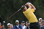 Feb 21, 2009: Scott McCarron can not hold on to his lead in the third round of the Northern Trust Open 2009 in the Pacific Palisades, California. McCarronduring the third round of the Northern Trust Open 2009 in the Pacific Palisades, California.