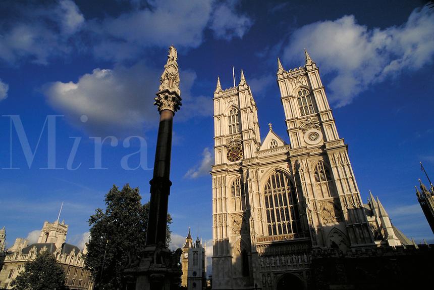 Westminster Abbey. London, England. London, England.