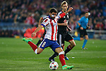 Atletico de Madrid´s Raul Garcia during the UEFA Champions League round of 16 second leg match between Atletico de Madrid and Bayer 04 Leverkusen at Vicente Calderon stadium in Madrid, Spain. March 17, 2015. (ALTERPHOTOS/Victor Blanco)