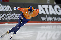 SPEEDSKATING: Calgary, The Olympic Oval, 07-02-2020, ISU World Cup Speed Skating, 1500m Men Division B, Koen Verweij (NED), ©foto Martin de Jong