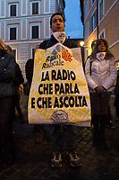 05.05.2019 - Tutti Uniti Per Radio Radicale - All United For Radio Radicale Demonstration