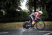 Anna Kiesenhofer (AUT)<br /> Elite Women Individual Time Trial<br /> <br /> 2019 Road World Championships Yorkshire (GBR)<br /> <br /> ©kramon