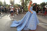 78th Venice Film Festival  at the Lido in Venice, Italy on September 7, 2021. Celebrity Sightings, Hofit Golan