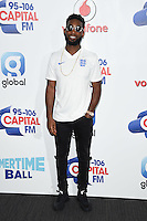 Tinie Tempah<br /> at the Capital Radio Summertime Ball 2016, Wembley Arena, London.<br /> <br /> <br /> ©Ash Knotek  D3132  11/06/2016