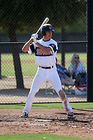 Tate Samuelson of the San Diego Show participates in the 2015 USA Baseball World Championships West in Goodyear, Arizona in July 2015 (Bill Mitchell)
