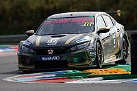 Round 5 of the 2020 British Touring Car Championship. #777 Michael Crees. BTC Racing. Honda Civic Type R.