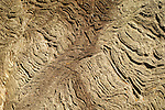 Sandstone rock pattern.