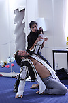 ROMEO ET JULIETTE<br /> <br /> Conception, mise en scène, chorégraphie Catherine Gaudet et Jérémie Niel, <br /> en co-création avec Francis Ducharme et Clara Furey<br /> Dramaturgie Daniel Canty<br /> Conception musicale et sonore Éric Forget<br /> À partir de la musique de Sergei Prokifiev<br /> Scénographie Max-Otto Fauteux<br /> Lumières Alexandre Pilon-Guay<br /> Costumes Fruzsina Lanyi<br /> Assistant à la mise en scène Jonathan Riverin<br /> Avec Francis Ducharme, Clara Furey<br /> Compagnie :<br /> Cadre : <br /> Date : 07/04/2016<br /> Lieu : Théâtre National de Chaillot<br /> Ville : Paris<br /> © Laurent Paillier / photosdedanse.com