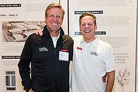 SAN FRANCISCO, CA - October 16 - Jack Geirhart and Peter Glass attend Kilroy Realty / US Olympic Sailing Cocktail Reception 2019 on October 16th 2019 at Kilroy Innovation Center in San Francisco, CA (Photo - Andrew Caulfield for Drew Altizer Photography)