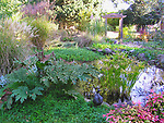 Joanne's Garden 2, Plum Pudding Farm, Woodbine, Oregon