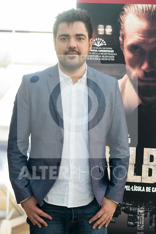 """The director of the film Carles Torras during the junket of the film """"Callback"""" in Madrid, Spain. January 17, 2017. (ALTERPHOTOS/BorjaB.Hojas)"""