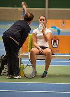 20131201,Netherlands, Almere,  National Tennis Center, Tennis, Winter Youth Circuit, Liza Lebedzeva  <br /> Photo: Henk Koster