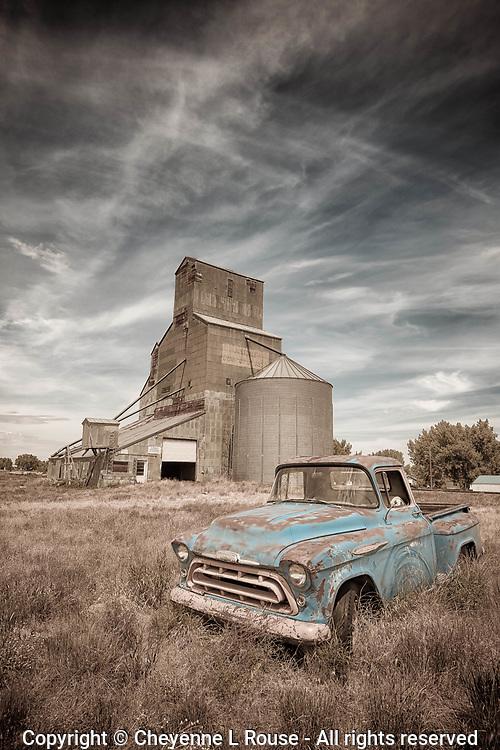 Hi-Line Chevy - faded - Montana