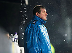St Johnstone v Motherwell…15.12.18…   McDiarmid Park    SPFL<br />An unhappy Tommy Wright <br />Picture by Graeme Hart. <br />Copyright Perthshire Picture Agency<br />Tel: 01738 623350  Mobile: 07990 594431