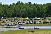 #66 Ford Chip Ganassi Racing Ford GT, GTLM: Joey Hand, Dirk Mueller, #57 Heinricher Racing w/Meyer Shank Racing Acura NSX GT3, GTD: Katherine Legge, Bia Figueiredo