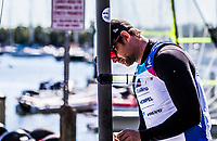 From 27 January to 3 February 2019, Miami will host sailors for the second round of the 2019 Hempel World Cup Series in Coconut Grove. More than 650 sailors from 60 nations will race across the 10 Olympic Events. ©JESUS RENEDO/SAILING ENERGY/WORLD SAILING<br /> 28 January, 2019.