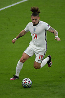 Kalvin Phillips of England  in action during the Uefa Euro 2020 Final football match between Italy and England at Wembley stadium in London (England), July 11th, 2021. Photo Andrea Staccioli / Insidefoto