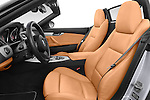 Front seat view of a 2014 BMW Z4 sDrive35i Lounge 2 Door Convertible 2WD Front Seat car photos