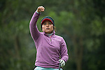 Saraporn Chamchoi of Thailand plays at the 14th hole during Round 2 of the World Ladies Championship 2016 on 11 March 2016 at Mission Hills Olazabal Golf Course in Dongguan, China. Photo by Victor Fraile / Power Sport Images